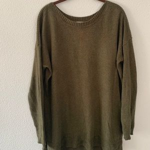 Green Old navy Sweater!